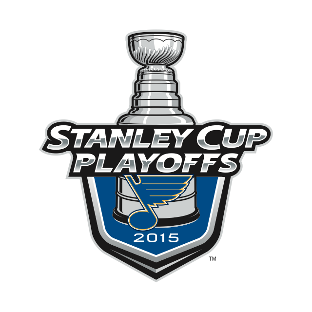 St. Louis Blues Logo Event Logo (2014/15) -  SportsLogos.Net