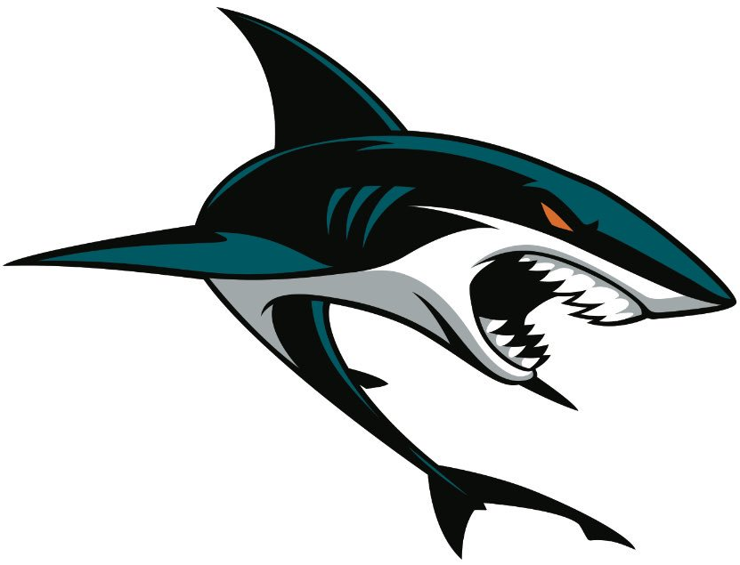 Sharks football logo - photo#3