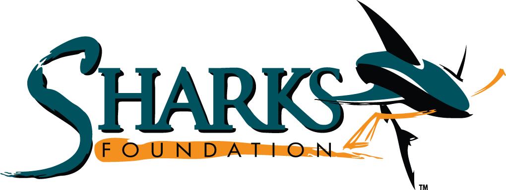 San Jose Sharks Logo Charity Logo (2007/08-Pres) -  SportsLogos.Net