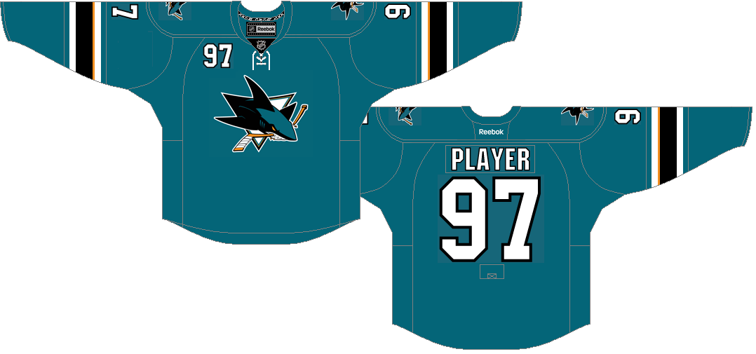 San Jose Sharks Uniform Dark Uniform (2013/14-2016/17) -  SportsLogos.Net