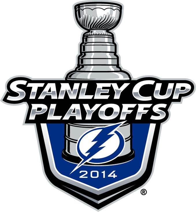 Tampa Bay Lightning Logo Event Logo (2013/14) -  SportsLogos.Net
