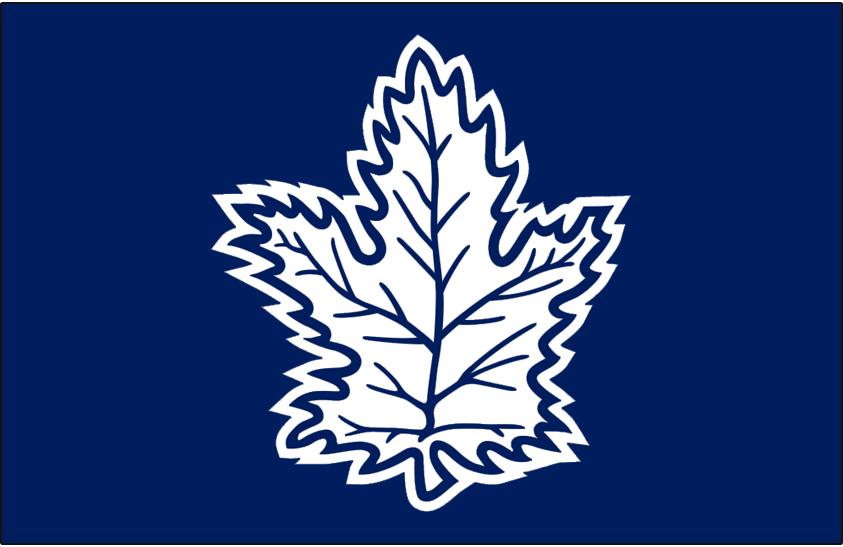 Maple Leafs Alternate Logo