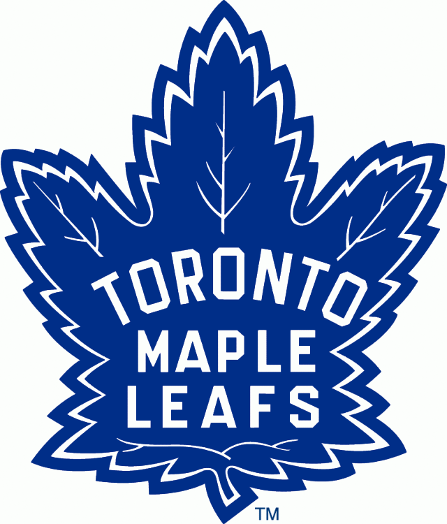 Toronto Maple Leafs Wordmark Logo  Sports Logo History