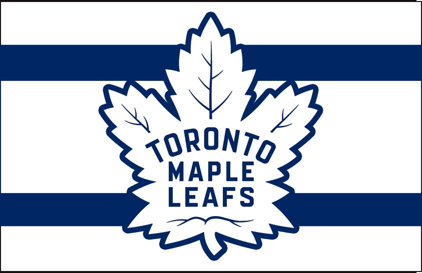 Toronto Maple Leafs Logo Special Event Logo (2017/18) - Toronto Maple Leafs 2018 Stadium Series jersey logo SportsLogos.Net