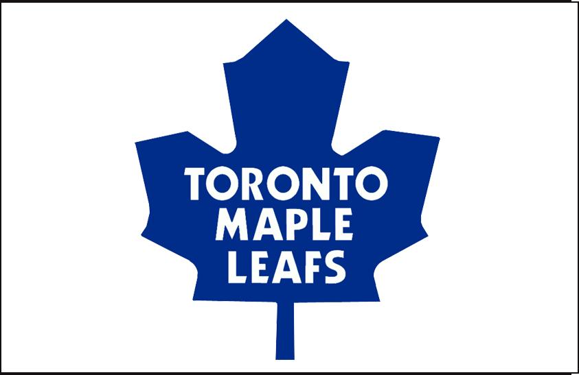 Maple Leafs Jersey Logo