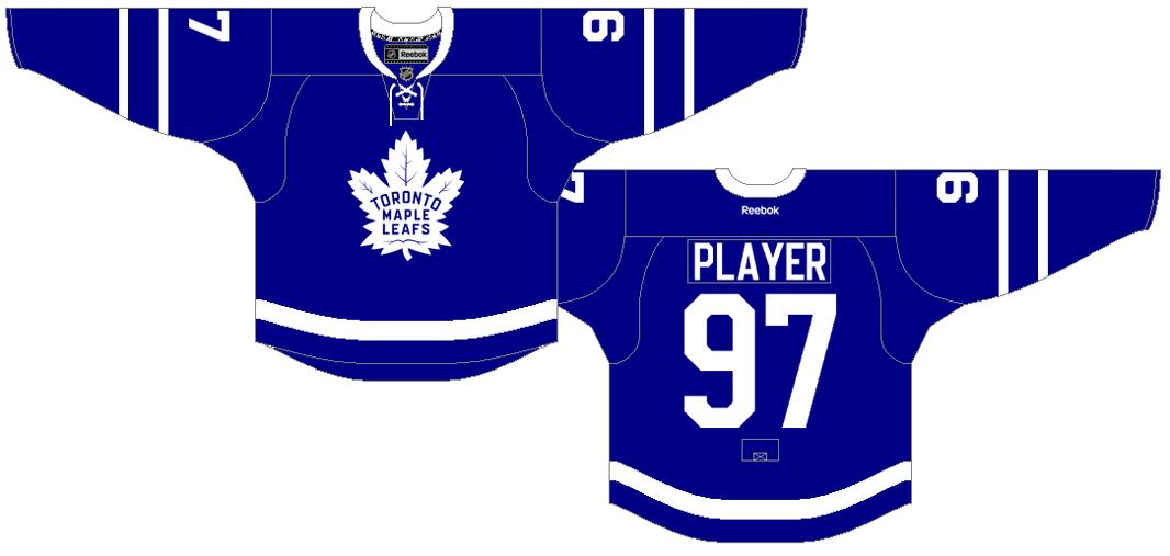 Toronto Maple Leafs Uniform Dark Uniform (2016/17) -  SportsLogos.Net