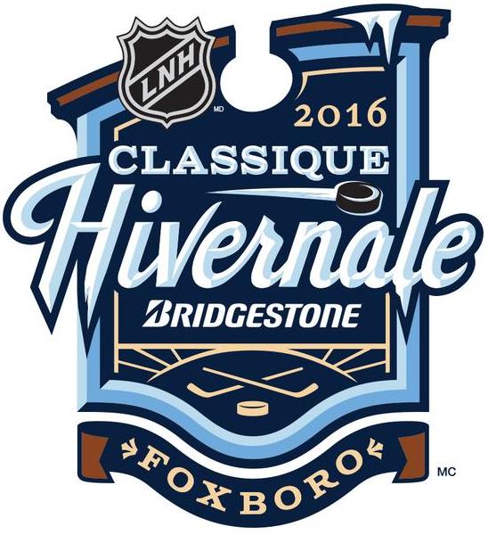NHL Winter Classic Logo Alt. Language Logo (2015/16) - 2016 NHL Winter Classic at Gillette Stadium in Foxborough, Massachusetts  SportsLogos.Net