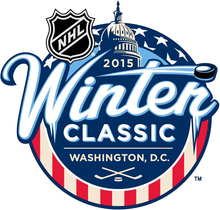 NHL Winter Classic Logo Alternate Logo (2014/15) -  SportsLogos.Net