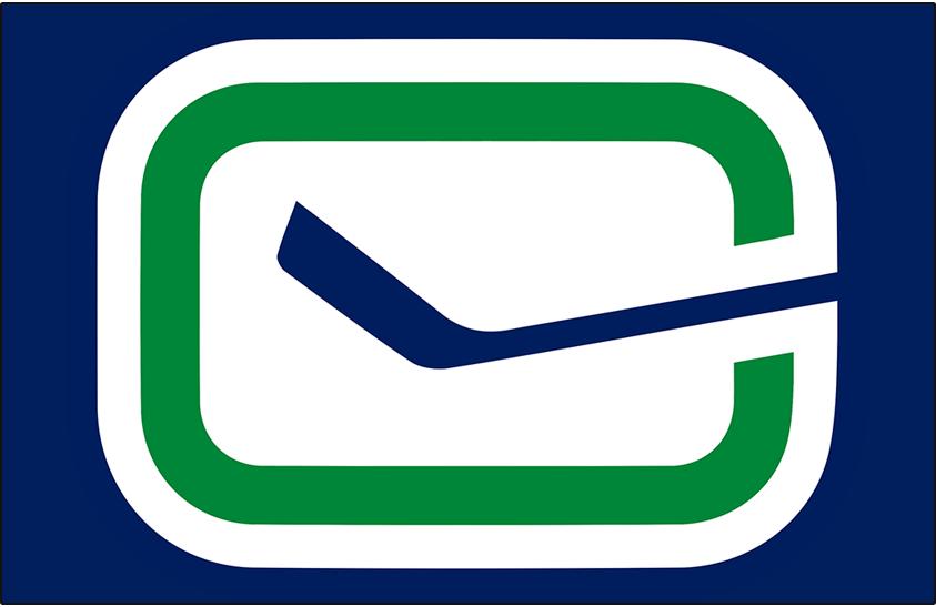 Vancouver Canucks Logo Jersey Logo (2019/20-Pres) - Vancouver Canucks alternate jersey logo starting with 2019-20 season SportsLogos.Net