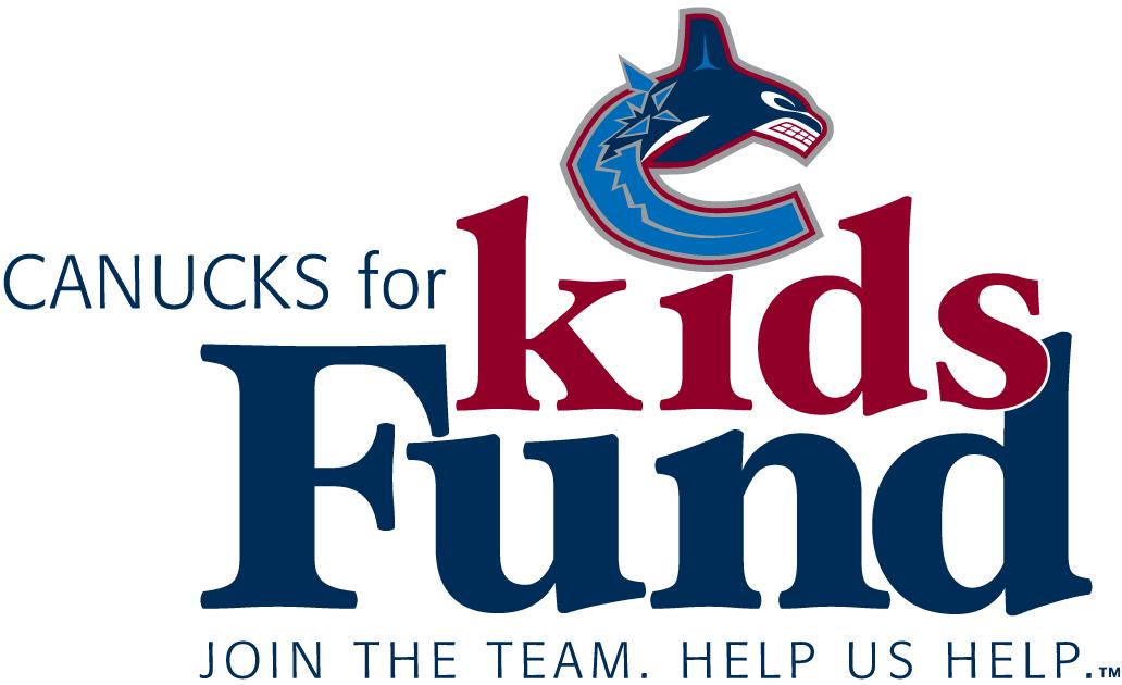 Vancouver Canucks Logo Charity Logo (1997/98-2006/07) - Canucks for Kids Fund logo SportsLogos.Net