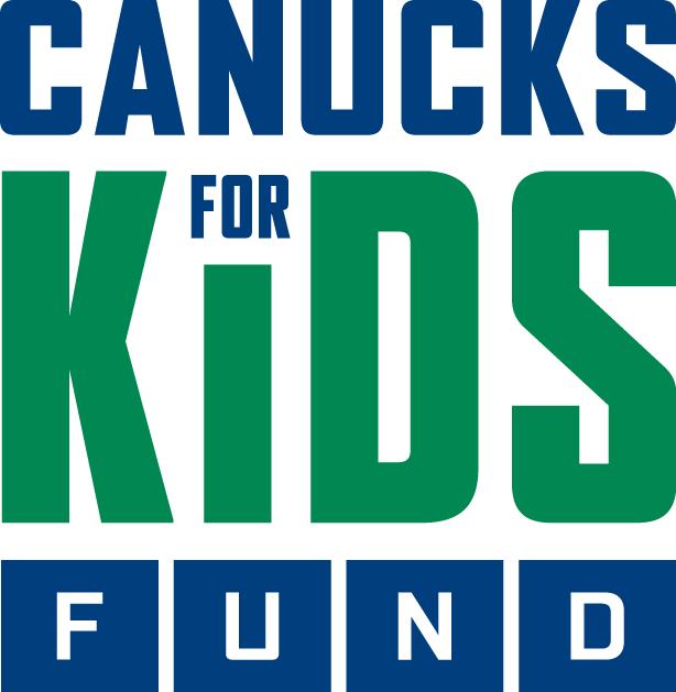 Vancouver Canucks Logo Charity Logo (2007/08-Pres) - Canucks for Kids Fund logo SportsLogos.Net
