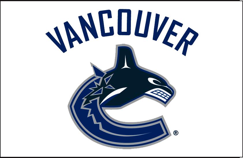 Vancouver Canucks Jersey Logo - National Hockey League (NHL) - Chris ... 2354392ce