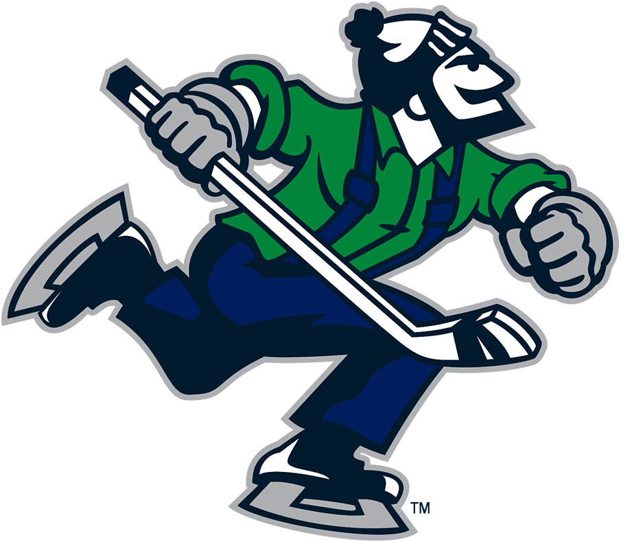 Vancouver Canucks Alternate Logo National Hockey League Nhl