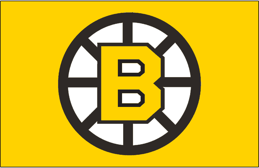reputable site a1fc8 826bf Boston Bruins Jersey Logo - National Hockey League (NHL ...