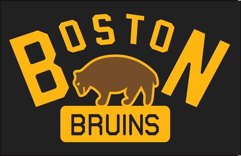 Boston Bruins Logo Jersey Logo (2016/17) - Alternate jersey logo worn only as an alternate jersey for the 2016-17 season SportsLogos.Net