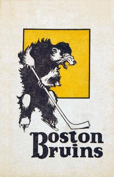 Boston Bruins Media Guide Media Guide (1927/28) - Boston Bruins Team Yearbook 1927-28 season SportsLogos.Net
