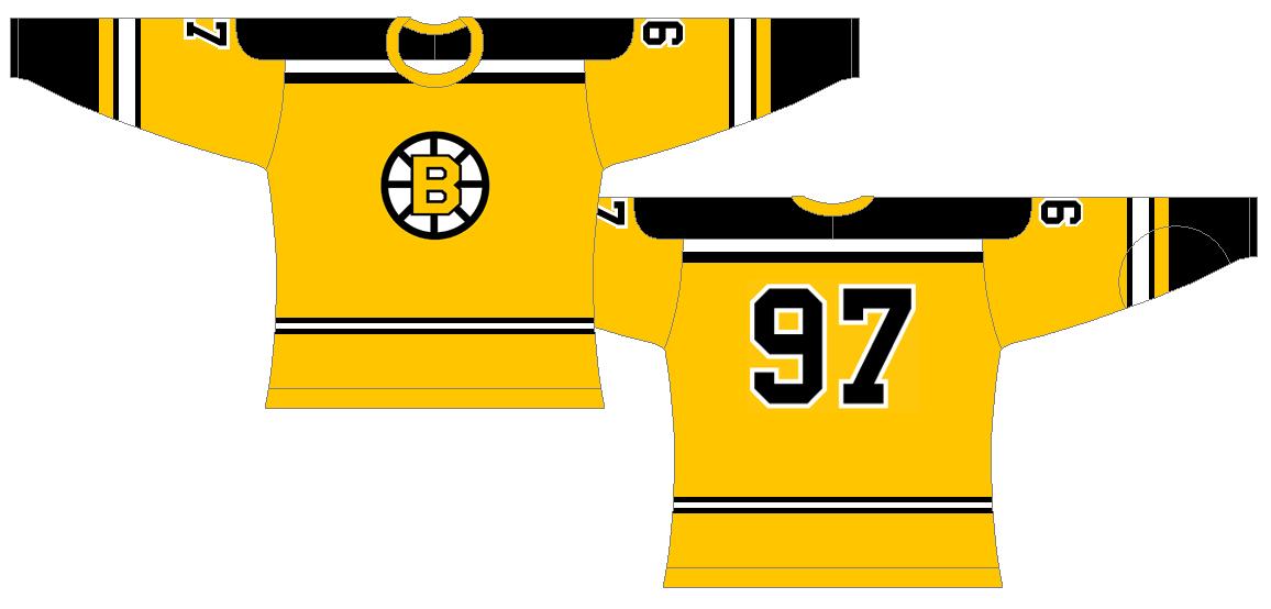 Boston Bruins Uniform Dark Uniform (1959/60-1966/67) -  SportsLogos.Net