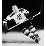 Boston Bruins (1951) Boston Bruins captain Milt Schmidt in 1950-51 season