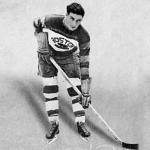 Boston Bruins (1932) Marty Barry with the Boston Bruins during the 1931-32 season
