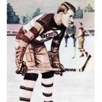 Boston Bruins (1932) George Owen wearing Boston Bruins uniform during 1931-32 season