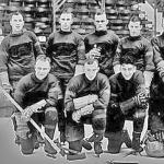 Boston Bruins (1925) Team photo of the Boston Bruins from inaugural 1924-25 season