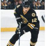 Boston Bruins (2011) Tomas Kaberle in the Boston Bruins black alternate uniform during the 2010-11 season