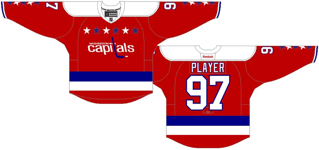 Washington Capitals Uniform Alternate Uniform (2015/16-2016/17) -  SportsLogos.Net