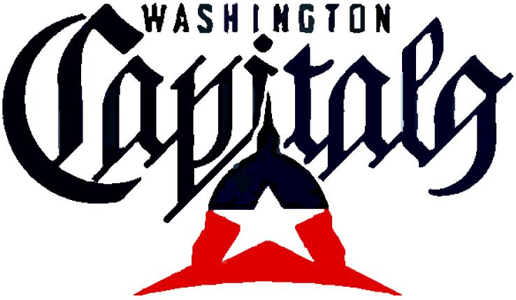 Washington Capitals Logo Unused Logo (1995/96) - Proposed logo for the Washington Capitals during 1995 rebranding phase. SportsLogos.Net
