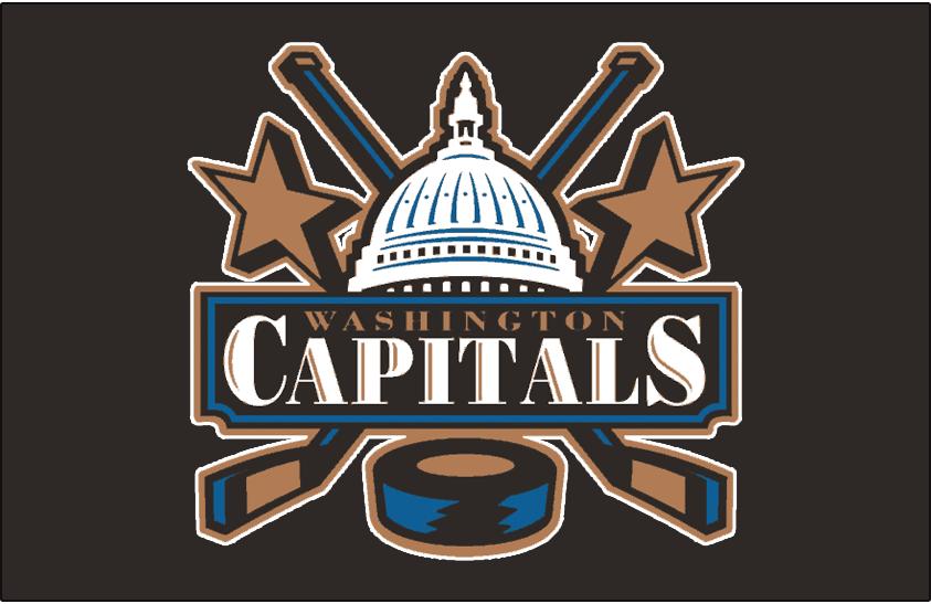 Washington Capitals Jersey Logo - National Hockey League ...