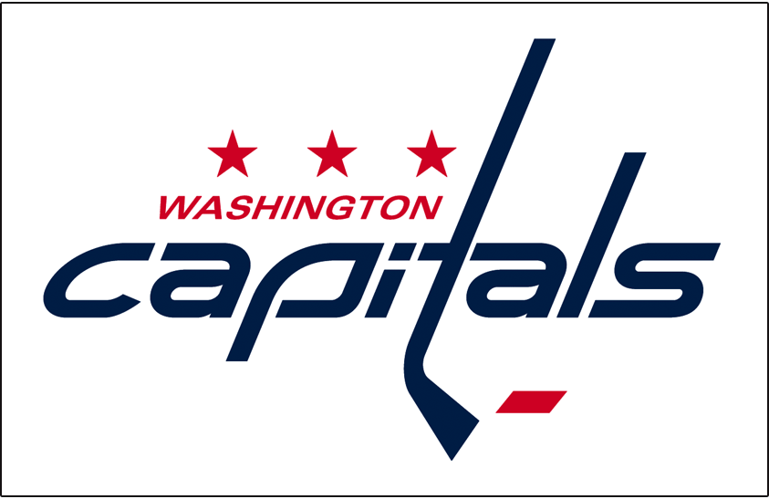 Washington Capitals Logo Jersey Logo (2007/08-Pres) - Worn on Washington Capitals road white jersey starting in 2007-08 SportsLogos.Net