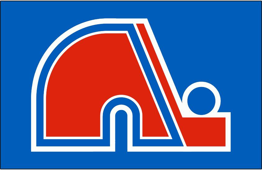 Quebec Nordiques Logo Jersey Logo (1980/81-1994/95) -  SportsLogos.Net