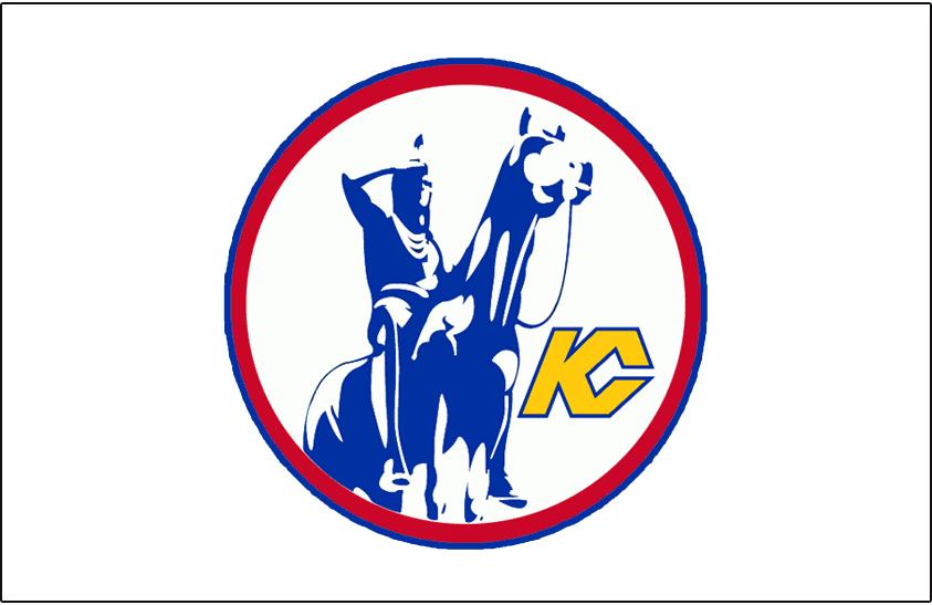 Kansas City Scouts Logo Jersey Logo (1975/76) - Logo worn on the front of the Kansas City Scouts home white uniform during their final 1975-76 season SportsLogos.Net