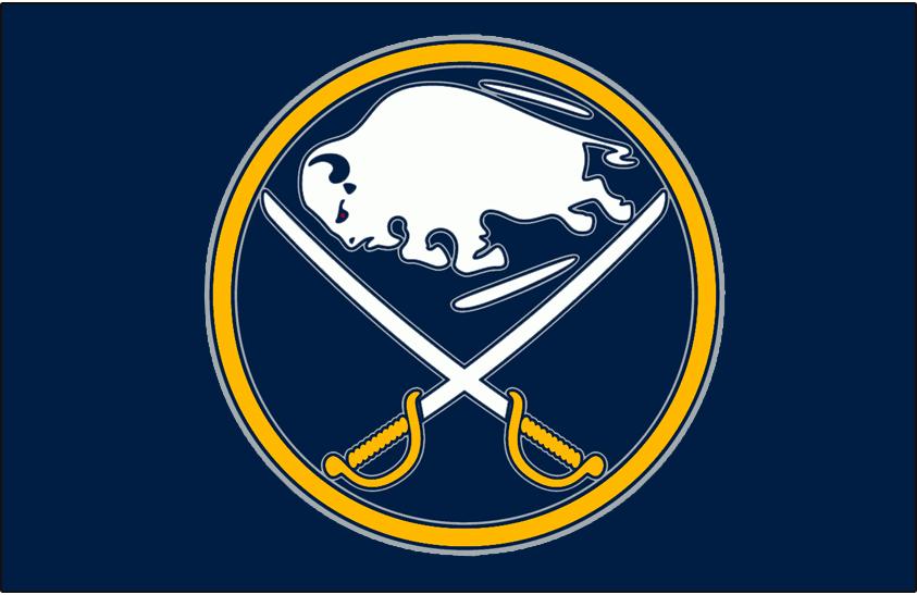 Buffalo Sabres Jersey Logo - National Hockey League (NHL) - Chris ... c137c6e7b