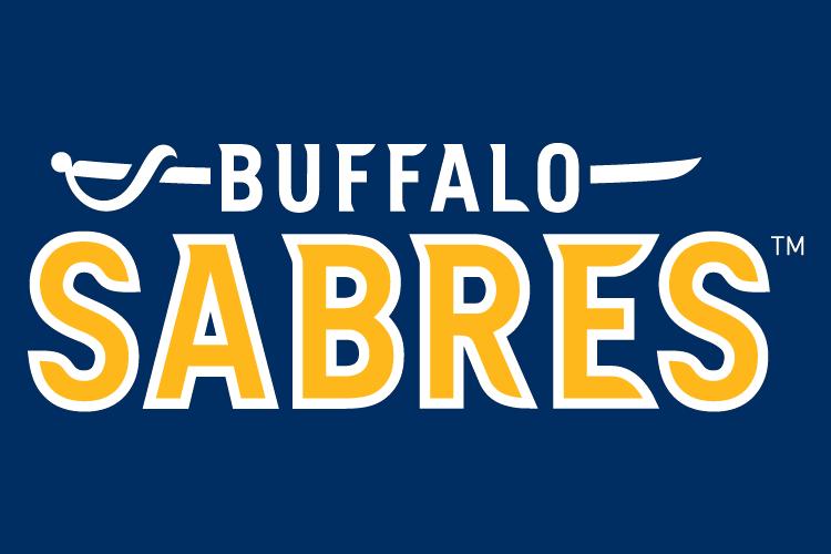 Buffalo Sabres Logo Wordmark Logo (2013/14-2019/20) -  SportsLogos.Net