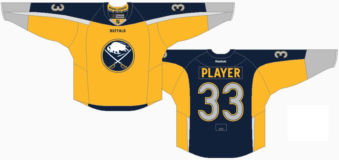 Buffalo Sabres Uniform Alternate Uniform (2013/14-2014/15) -  SportsLogos.Net