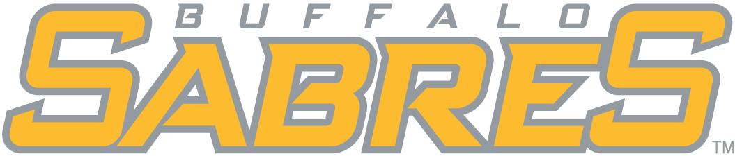 Buffalo Sabres Logo Wordmark Logo (2006/07-2012/13) -  SportsLogos.Net