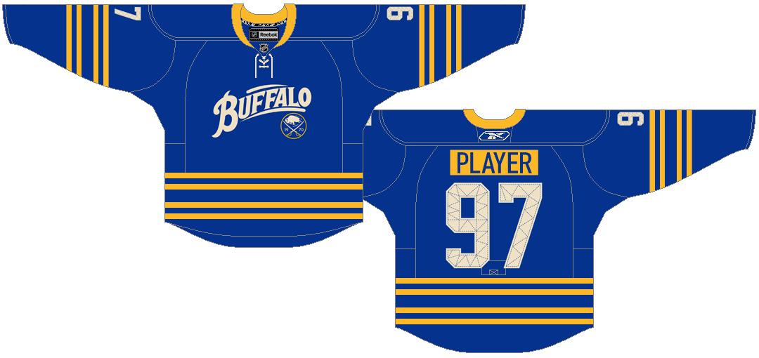 Buffalo Sabres Uniform Alternate Uniform (2010/11-2011/12) -  SportsLogos.Net