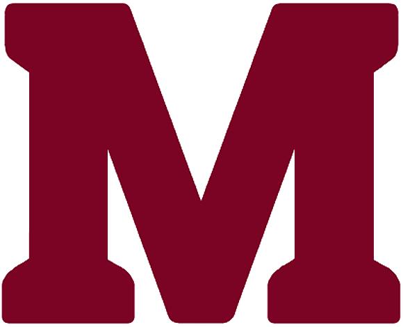 Montreal Maroons Logo Primary Logo (1925/26-1934/35) -  SportsLogos.Net