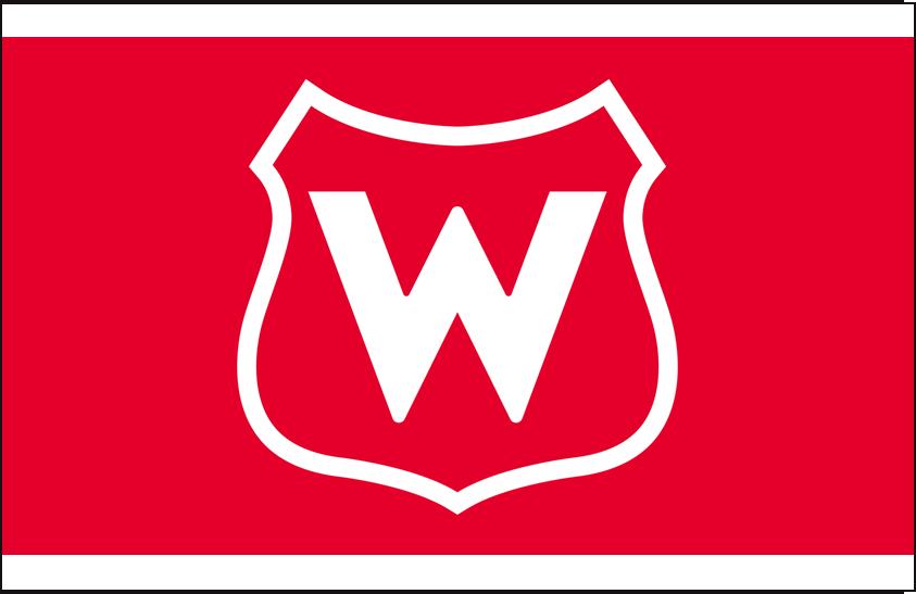 Montreal Wanderers Logo Jersey Logo (1917/18) -  SportsLogos.Net