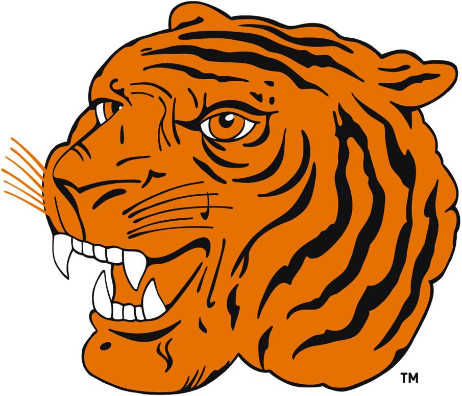 Hamilton Tigers Logo Primary Logo (1920/21) - A Tigers Head SportsLogos.Net