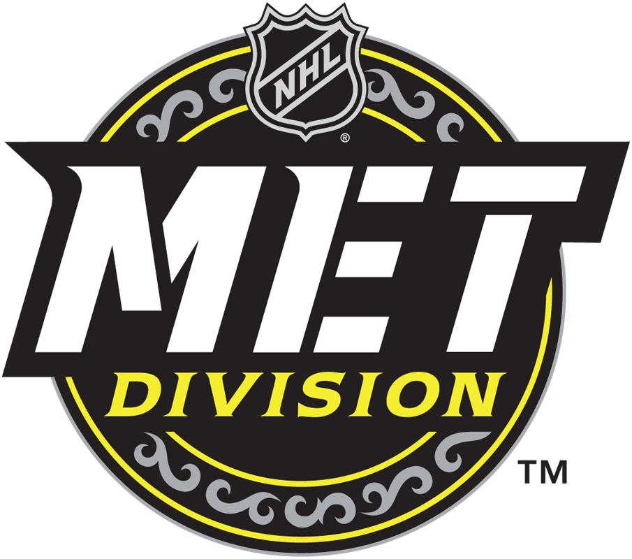 NHL All-Star Game Logo Team Logo (2017/18) - 2018 NHL All-Star Metropolitan Division Medallion Logo  SportsLogos.Net