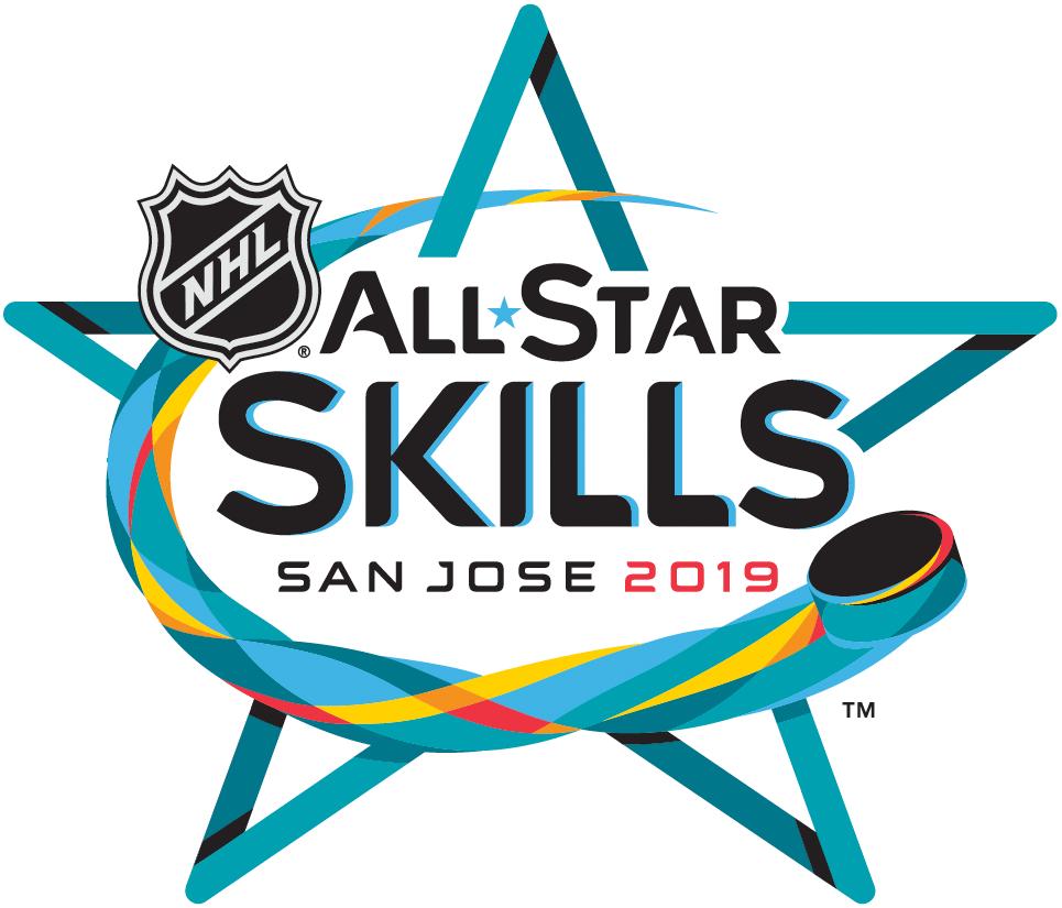 NHL All-Star Game Logo Event Logo (2018/19) - 2019 NHL All-Star Skills Competition Logo SportsLogos.Net