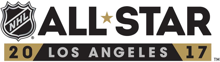 NHL All-Star Game Logo Wordmark Logo (2016/17) - 2017 NHL All-Star Game Wordmark logo SportsLogos.Net