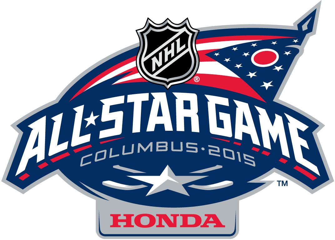 NHL All-Star Game Logo Sponsored Logo (2014/15) -  SportsLogos.Net
