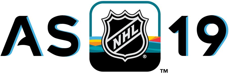 NHL All-Star Game Logo Alternate Logo (2018/19) - 2019 NHL All-Star Game Alternate Logo SportsLogos.Net
