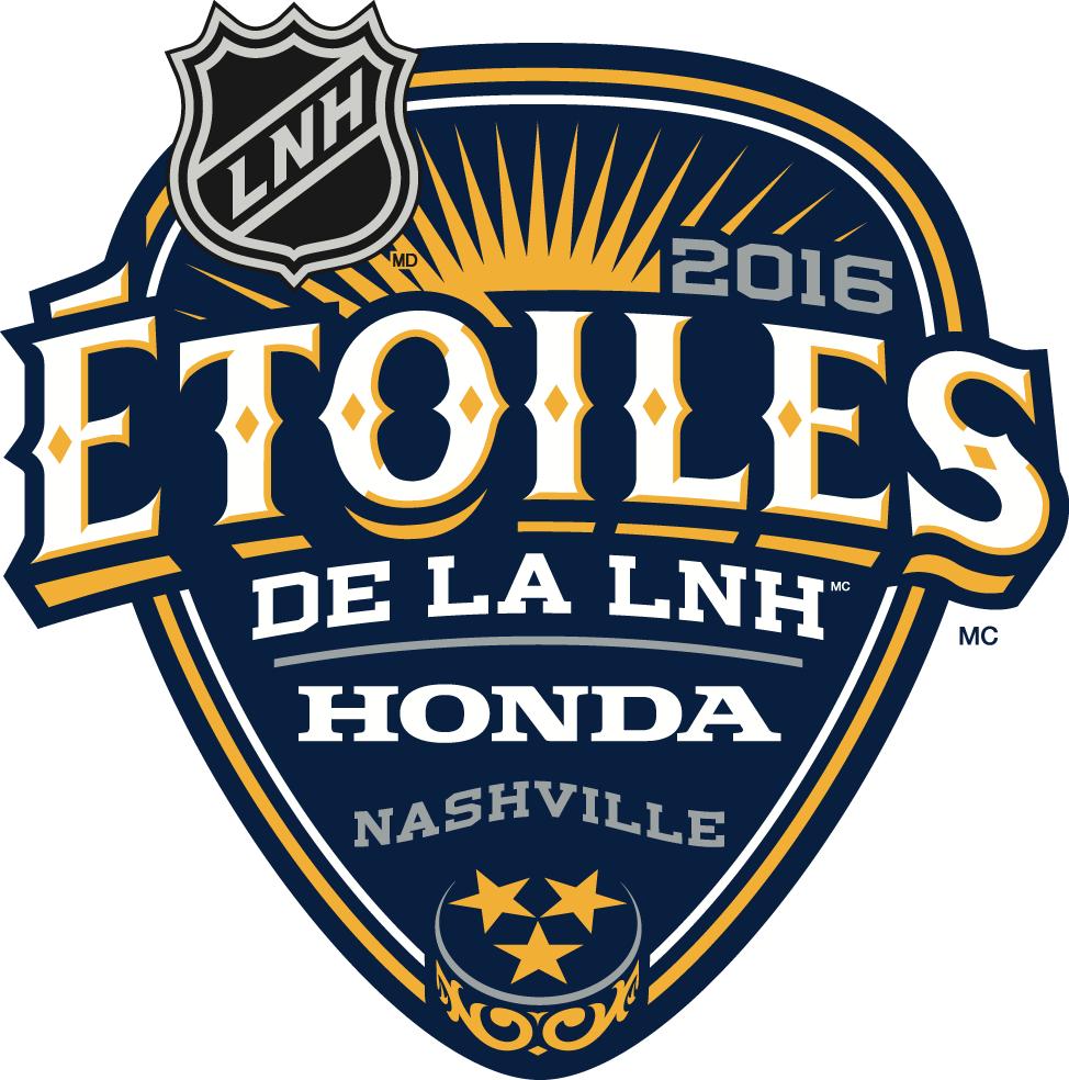 NHL All-Star Game Logo Alt. Language Logo (2015/16) -  SportsLogos.Net