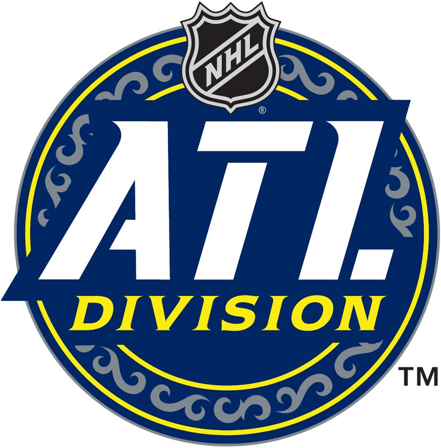 NHL All-Star Game Logo Team Logo (2017/18) - 2018 NHL All-Star Atlantic Division Medallion Logo  SportsLogos.Net