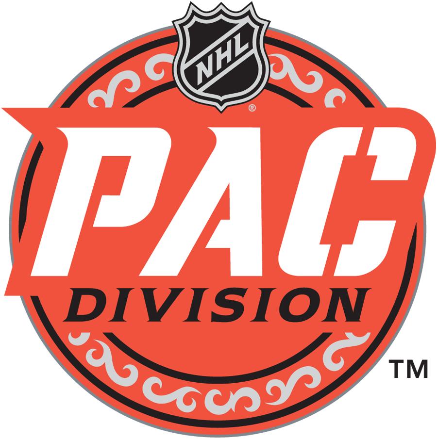 NHL All-Star Game Logo Team Logo (2017/18) - 2018 NHL All-Star Pacific Division Medallion Logo  SportsLogos.Net