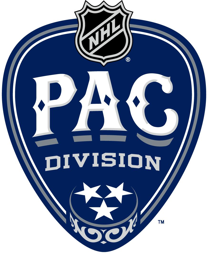 NHL All-Star Game Logo Team Logo (2015/16) - 2016 NHL All-Star Pacific Division Logo SportsLogos.Net