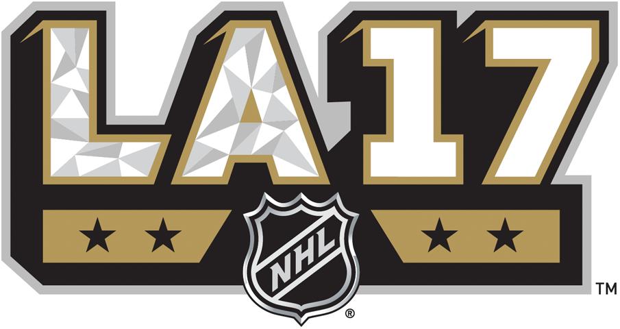 NHL All-Star Game Logo Alternate Logo (2016/17) - 2017 NHL All-Star Game alternate logo SportsLogos.Net